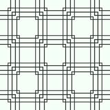 Design seamless monochrome grating pattern. Abstract background. Vector art. Eps10 royalty free illustration