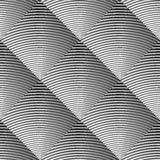 Design seamless monochrome grid pattern Royalty Free Stock Photo