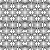 Design seamless monochrome latticed pattern Stock Image