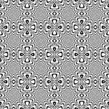 Design seamless monochrome speckled background. Ab Royalty Free Stock Photo
