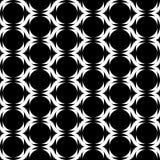 Design seamless monochrome vertical geometric back Stock Image
