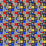 Design seamless pattern Stock Image