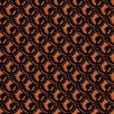 Design seamless spiral diagonal pattern. Trellis b Royalty Free Stock Images