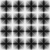Design seamless square trellised pattern Royalty Free Stock Images
