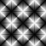 Design seamless square trellised pattern Stock Photography