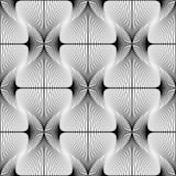 Design seamless striped pattern Stock Photography