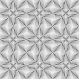 Design seamless twirl movement striped pattern Stock Photography