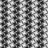 Design seamless twirl stripy geometric pattern Royalty Free Stock Image