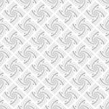 Design seamless vortex strip geometric pattern Stock Images