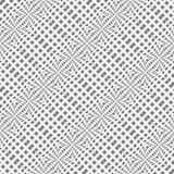 Design seamless warped geometric pattern Royalty Free Stock Image