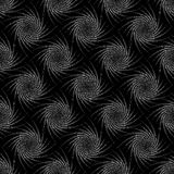 Design seamless whirl decorative pattern Royalty Free Stock Photo