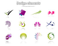 Design set Stock Image