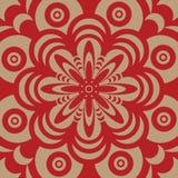 design sixties wallpaper Στοκ Φωτογραφία