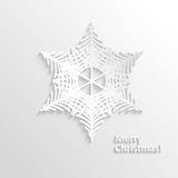 Design Snowflake Stock Photography