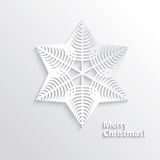 Design Snowflake Royalty Free Stock Photos