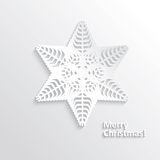 Design Snowflake Royalty Free Stock Image
