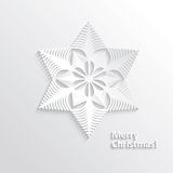 Design Snowflake Stock Photo