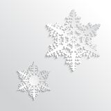 Design Snowflake Royalty Free Stock Photo