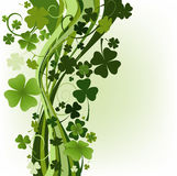 Design for St. Patrick's Day Royalty Free Stock Photos