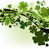 Design for St. Patrick's Day Stock Photos