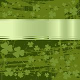 Design for St. Patrick's Day Royalty Free Stock Photography