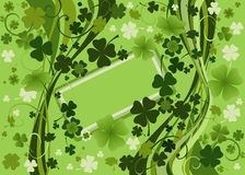 Design for St. Patrick's Day vector illustration