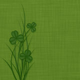 Design for St. Patrick's Day. Stock Images