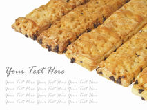 Design stick bread Royalty Free Stock Photography