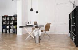 Design studio interior Royalty Free Stock Image