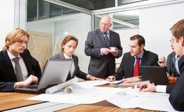 Design team meeting Royalty Free Stock Photo