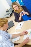 Design team meeting Stock Photos
