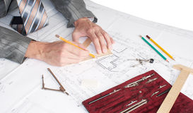 Design technologies Royalty Free Stock Photo