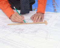 Design technologies Stock Photography