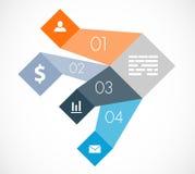 Design template Royalty Free Stock Photos