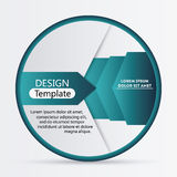 Design template website decoration layout icon Royalty Free Stock Photos