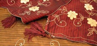 elegant textile model Stock Photo
