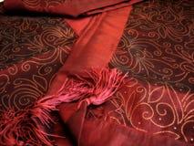 Design textile closeup Royalty Free Stock Photography