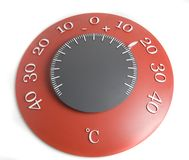 Design thermometer Royalty Free Stock Images