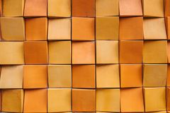 Design of tile or architectural style. Puzzle background Stock Photography