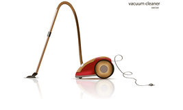 Design vacuum cleaner Stock Image
