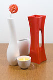 Design vases Stock Image