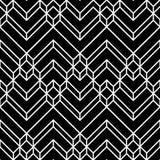 Design-Vektor nahtloser dekorativer Art Illustration Pattern Background Lizenzfreies Stockbild