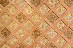 Design of  wall for pattern and background. It is Design of  wall for pattern and background Stock Photography
