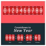 Design-Warnungschronometer der Timer-Uhrvektoruhrstoppuhrcountdownsymbolstundenillustrationszeitzeichenminute an zweiter Stelle Stockbild