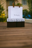 Design of wedding disc. Boxes and packages Stock Photos