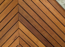 design of wood plank used for modern wall interior stock images