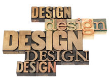 Design word abstract Stock Image