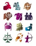 Design zodiac Royalty Free Stock Image