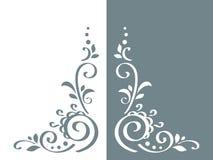 Designbeståndsdel swirls-15 royaltyfri illustrationer
