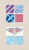 Designbeståndsdeluppsättning Royaltyfria Bilder